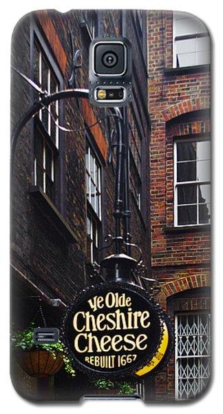 Ye Olde Pub Galaxy S5 Case