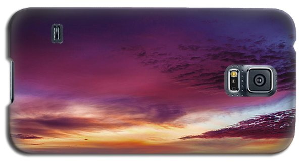 Year End Sunrise Galaxy S5 Case