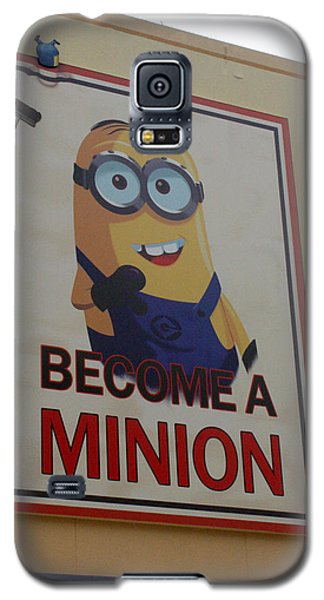 Year Of The Minions Galaxy S5 Case