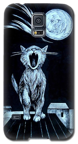 Yeller Galaxy S5 Case