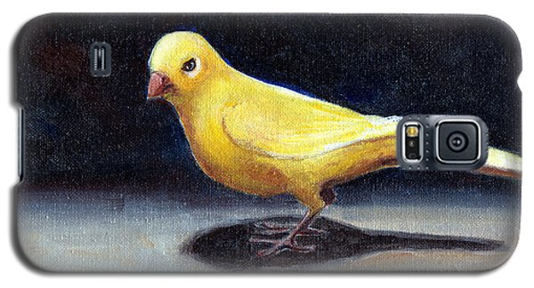 Yellow Bird Galaxy S5 Case