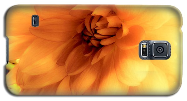 Yellow Bloom Galaxy S5 Case