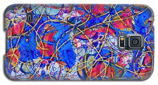 Yellow Brick Road Galaxy S5 Case by Gabrielle Schertz