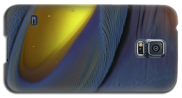 Yellow Depths Galaxy S5 Case