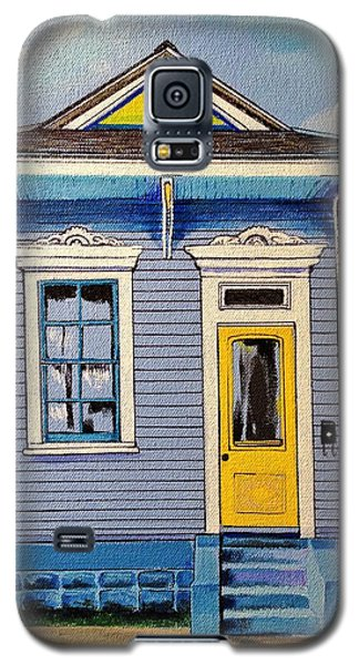 Yellow Door Shotgun  Galaxy S5 Case