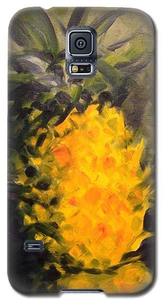Yellow Light Galaxy S5 Case