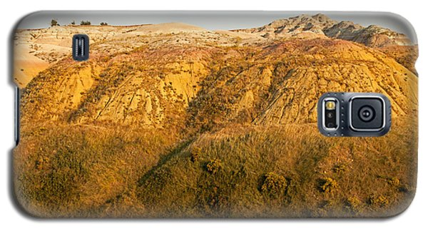 Yellow Mounds Overlook Badlands National Park Galaxy S5 Case