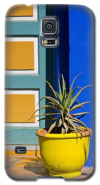 Yellow Pot  Galaxy S5 Case