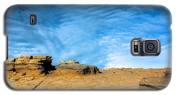 Yellow Rock Galaxy S5 Case