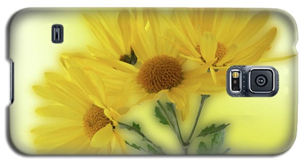 Galaxy S5 Case featuring the photograph Yellow  by Ron Roberts