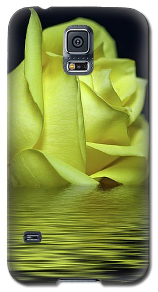 Yellow Rose II Galaxy S5 Case