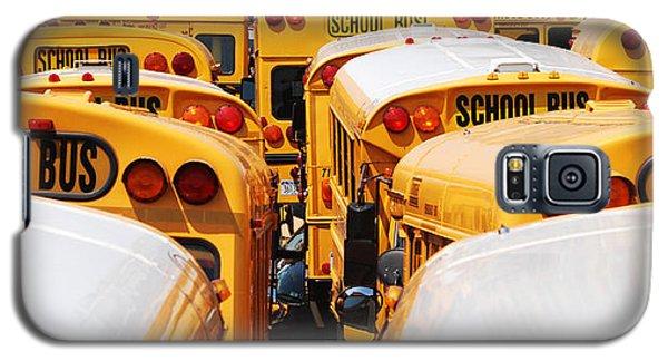 Yellow School Bus Galaxy S5 Case