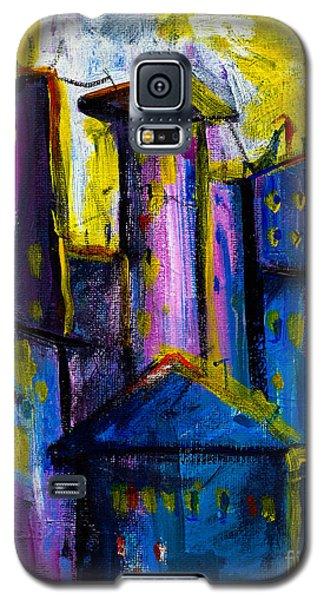 Yellow Sky Galaxy S5 Case