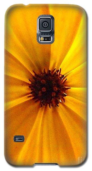 Yellow Splendour Galaxy S5 Case