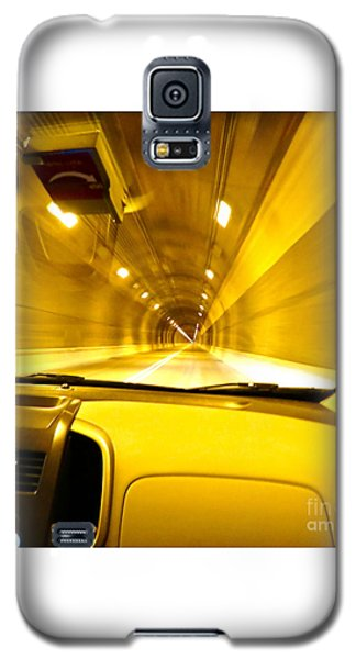 Yellow Tubes Galaxy S5 Case