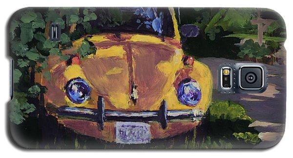 Yellow Vee Dub Galaxy S5 Case
