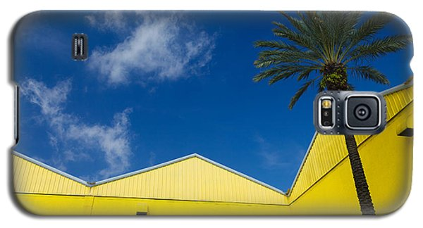 Yellow Warehouse Galaxy S5 Case