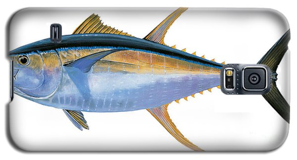 Yellowfin Tuna Galaxy S5 Case