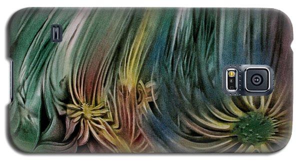 Yellowflowerscape 2010  Galaxy S5 Case