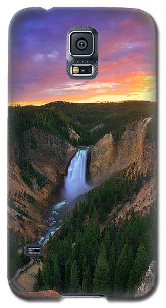 Yellowstone Beauty Galaxy S5 Case