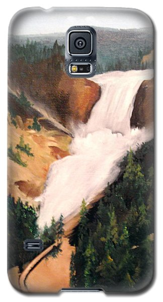 Yellowstone Galaxy S5 Case