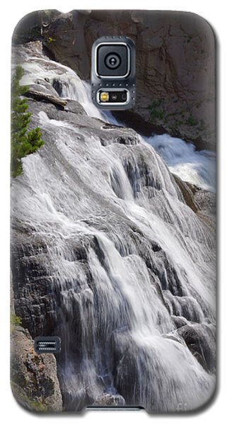Yellowstone Gibbon Falls Galaxy S5 Case