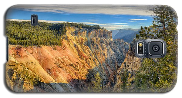 Yellowstone Grand Canyon East View Galaxy S5 Case