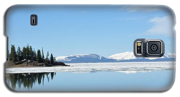 Yellowstone Lake In The Spring Galaxy S5 Case