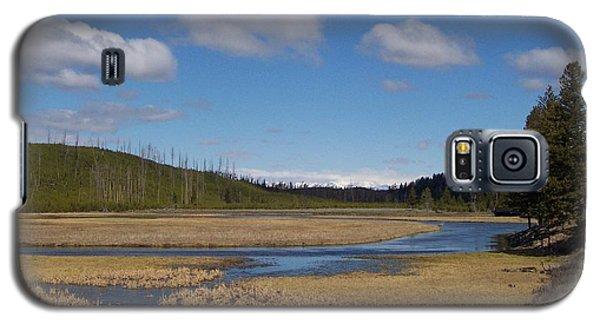 Yellowstone Park 2 Galaxy S5 Case