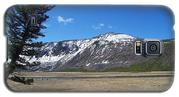 Yellowstone Park Beauty 1 Galaxy S5 Case