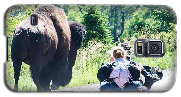 Yellowstone Road Hog Galaxy S5 Case