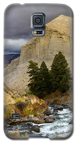 Yellowstone's Beauty Galaxy S5 Case