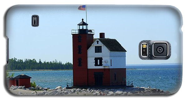 Galaxy S5 Case featuring the photograph Yes Michigan by Debra Kaye McKrill