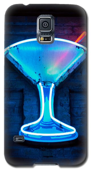 Yet Another Cocktail Glass Galaxy S5 Case by Matthew Bamberg
