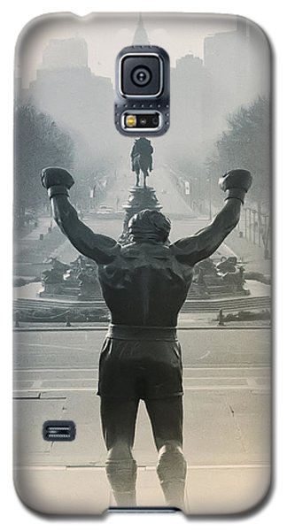 Yo Adrian Galaxy S5 Case by Bill Cannon