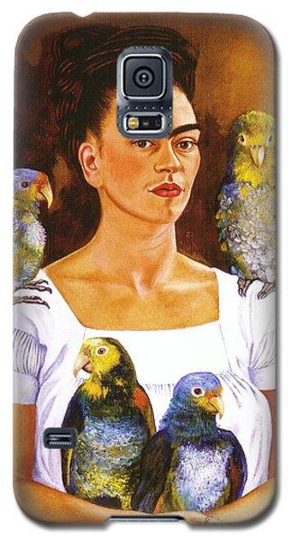 Yo Y Mis Pericos Galaxy S5 Case