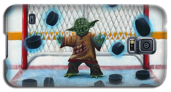Yoda Saves Everything Galaxy S5 Case by Marlon Huynh