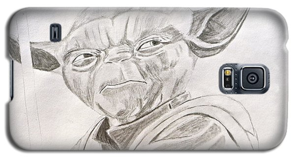 Yoda Sketch Galaxy S5 Case