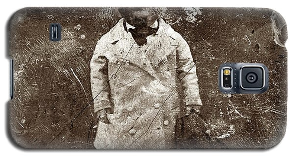 Star Wars Galaxy S5 Case - Yoda Star Wars Antique Photo by Tony Rubino