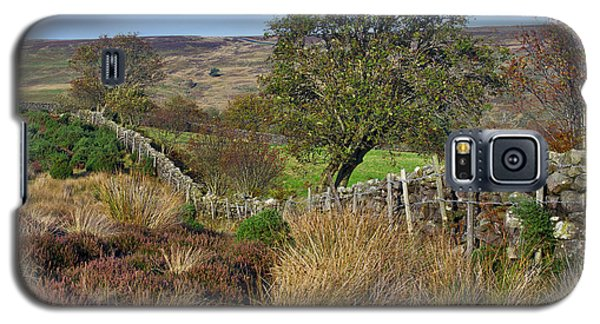 Yorkshire Moors England Galaxy S5 Case