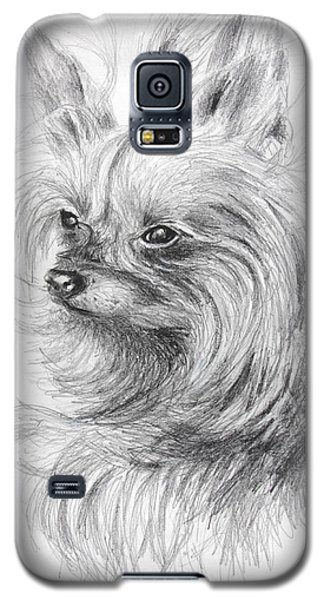 Yorkshire Terrier Galaxy S5 Case