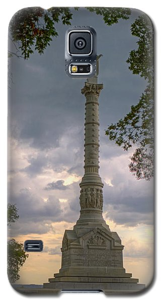 Yorktown Victory Monument Galaxy S5 Case by Jerry Gammon