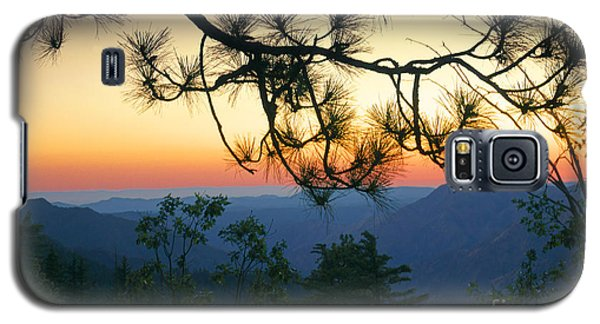 Yosemite Dusk Galaxy S5 Case
