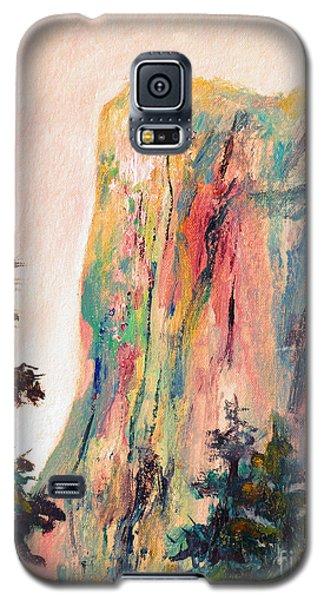 Yosemite El Capitan Galaxy S5 Case