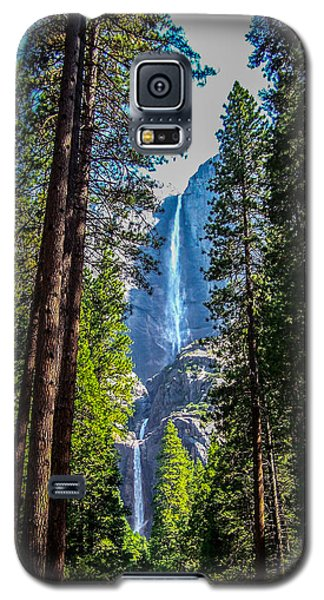 Yosemite Falls Galaxy S5 Case by Dany Lison