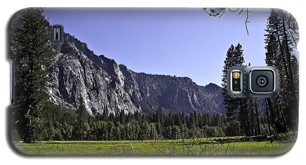 Galaxy S5 Case featuring the photograph Yosemite Meadow by Brian Williamson