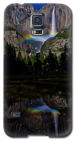 Yosemite Moonbow Galaxy S5 Case by John McGraw