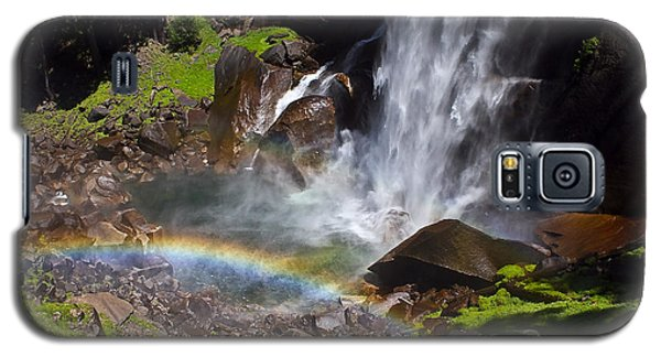 Galaxy S5 Case featuring the photograph Yosemite National Park by Brian Williamson