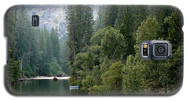 Galaxy S5 Case featuring the photograph Yosemite National Park by Laurel Powell