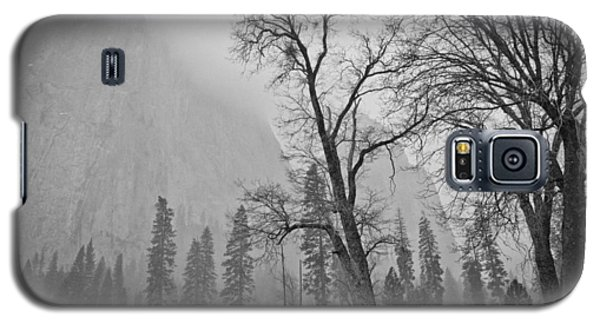 Galaxy S5 Case featuring the photograph Yosemite Storm by Priya Ghose